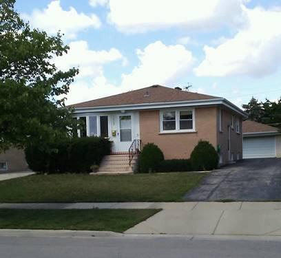 7828 W Strong, Norridge, IL 60706