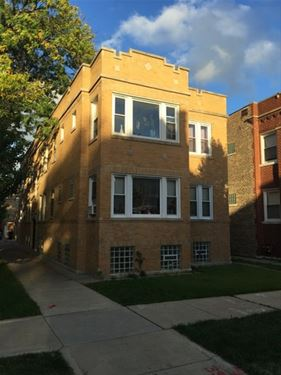 3604 W Roscoe Unit 2R, Chicago, IL 60618
