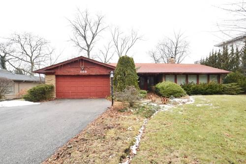 1158 Oak Ridge, Glencoe, IL 60022