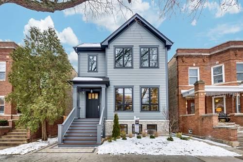 4937 N Oakley, Chicago, IL 60625 Lincoln Square