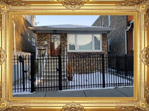 5153 S Campbell, Chicago, IL 60632