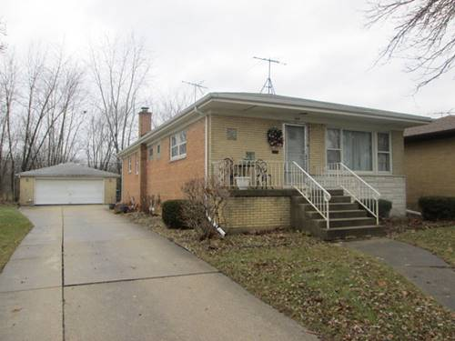 314 Abbott, Chicago Heights, IL 60411