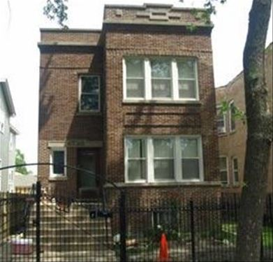 4730 W Grace, Chicago, IL 60641