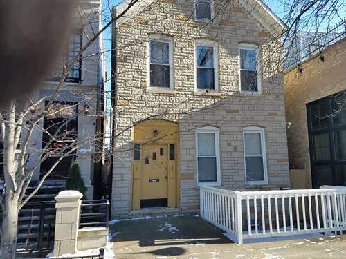 1821 N Wolcott, Chicago, IL 60622 Bucktown