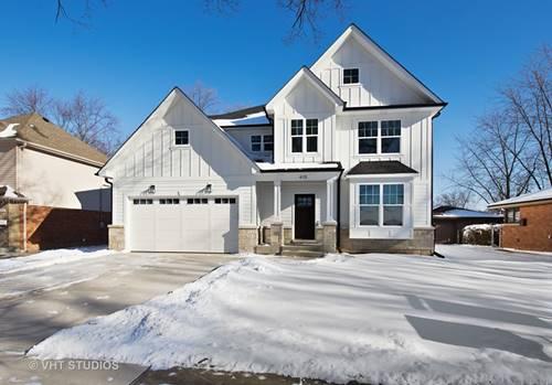 415 N Highview, Elmhurst, IL 60126