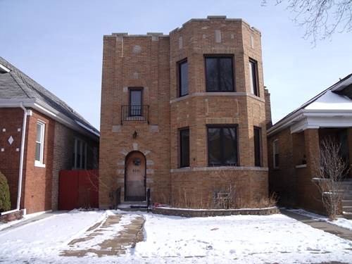4341 N Mason, Chicago, IL 60634