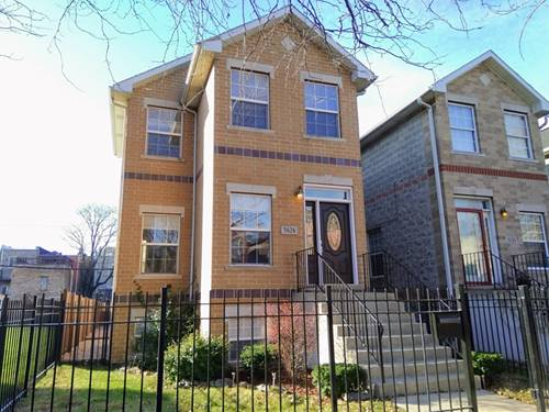 3626 S Giles, Chicago, IL 60653