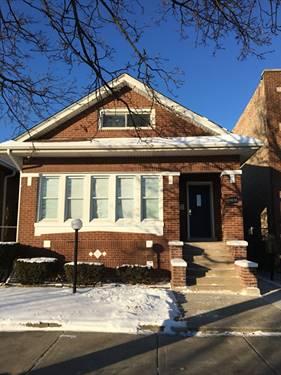 6638 S Artesian, Chicago, IL 60629