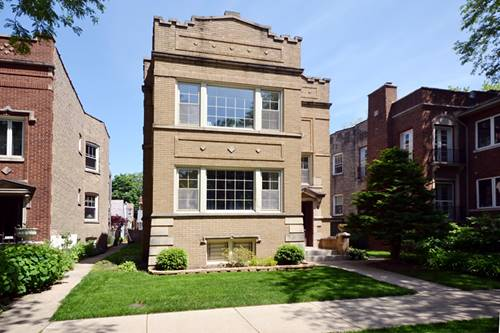 5021 N Francisco, Chicago, IL 60625 Ravenswood