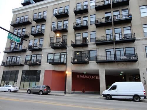 1645 W Ogden Unit 410, Chicago, IL 60612