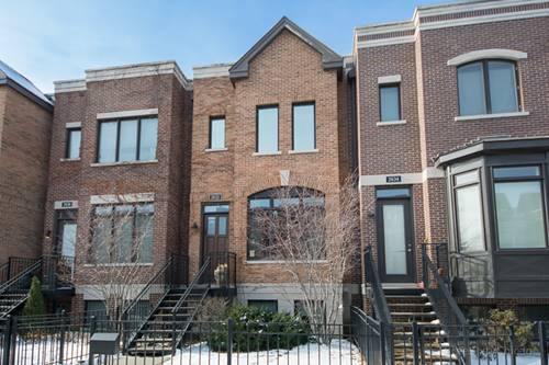 2632 N Paulina, Chicago, IL 60614 West Lincoln Park