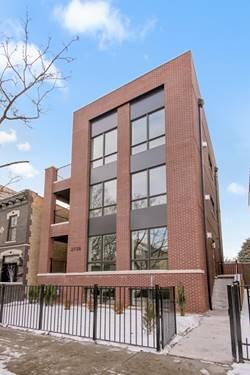 2738 N Racine Unit 3, Chicago, IL 60614 West Lincoln Park
