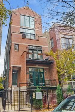 865 N Hermitage Unit 2, Chicago, IL 60622 Noble Square