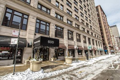 600 S Dearborn Unit 506, Chicago, IL 60605 South Loop