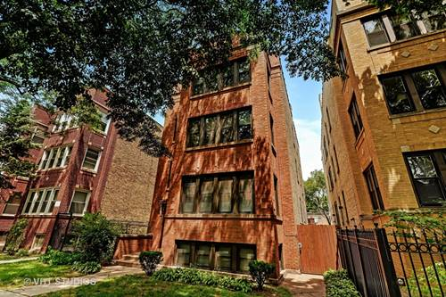 1736 W Gregory Unit 1, Chicago, IL 60640 Andersonville