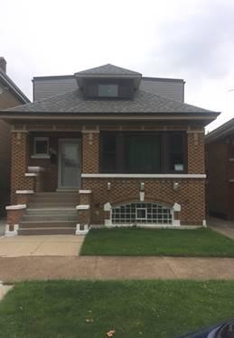 4907 S Kedvale, Chicago, IL 60632