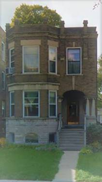 2538 N Kimball Unit 1, Chicago, IL 60647 Logan Square
