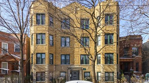 2636 N Fairfield Unit 3N, Chicago, IL 60647 Logan Square