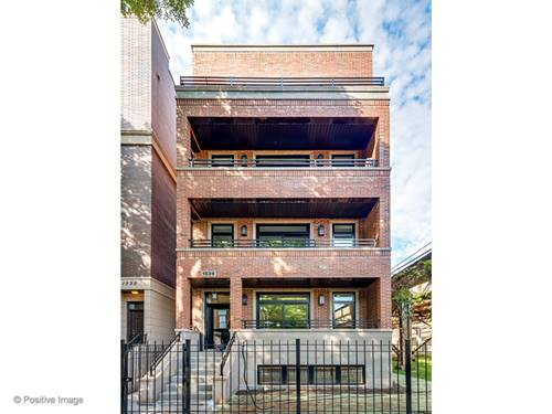 1536 N Mohawk Unit 1, Chicago, IL 60610 Old Town