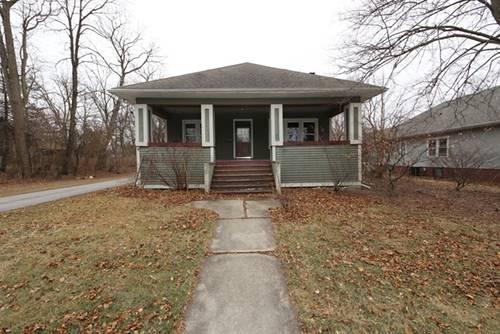1751 Cedar, Homewood, IL 60430