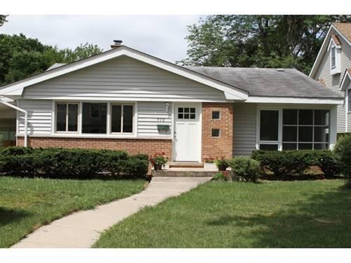 516 Whittier, Glen Ellyn, IL 60137