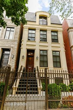 2041 N Howe, Chicago, IL 60614 Lincoln Park