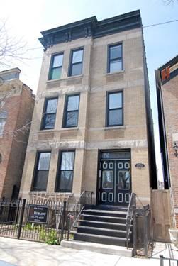 1710 N Sedgwick Unit 1, Chicago, IL 60614 Lincoln Park