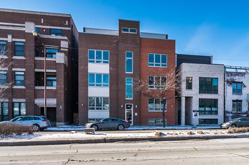 2736 N Ashland Unit 3S, Chicago, IL 60614 West Lincoln Park