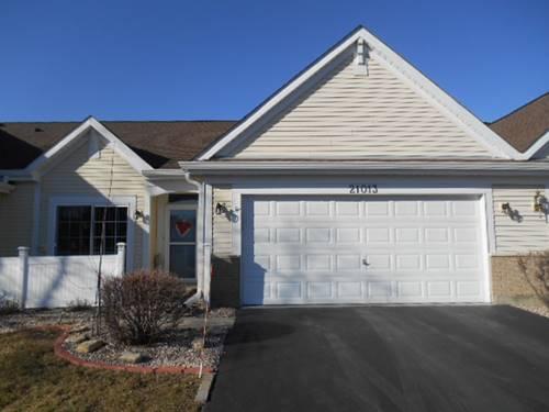 21013 W Snowberry, Plainfield, IL 60544