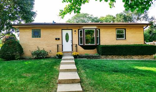14 N Forest, Palatine, IL 60074