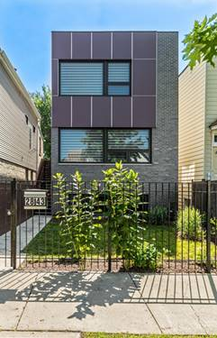 2843 N Maplewood, Chicago, IL 60618 West Lakeview