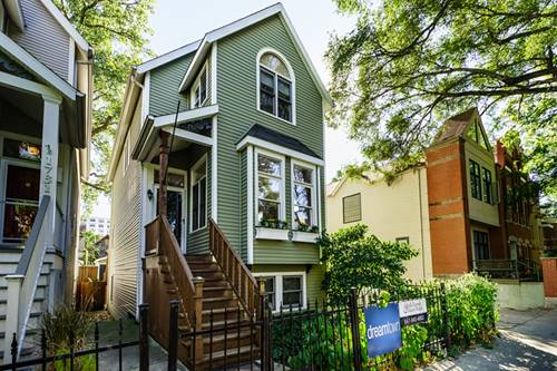 1729 N Wood, Chicago, IL 60622 Bucktown