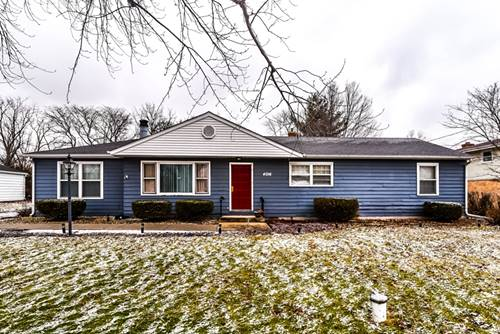 4016 Blackstone, Matteson, IL 60443