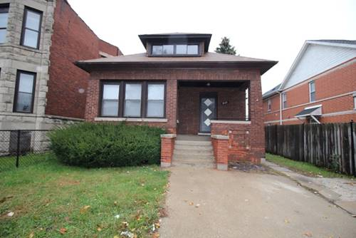 7449 S Eggleston, Chicago, IL 60621