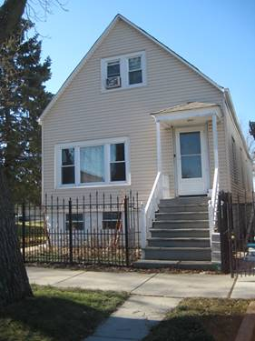 5140 S Trumbull, Chicago, IL 60632