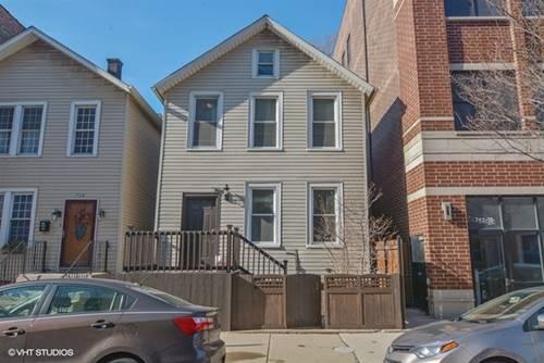 740 N Ada, Chicago, IL 60622 Noble Square