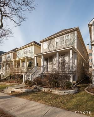 1612 W Rosehill, Chicago, IL 60660 Edgewater