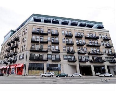 1645 W Ogden Unit 626, Chicago, IL 60612