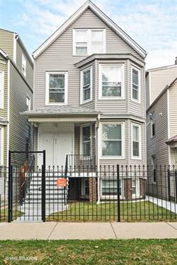 2833 N Avers Unit 1, Chicago, IL 60618