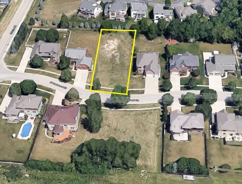 Lot 3 W Oakwood, Homer Glen, IL 60491