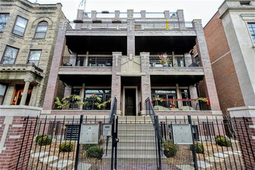 1124 W Wrightwood Unit 3E, Chicago, IL 60614 West Lincoln Park