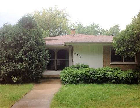 306 N Edgewood, La Grange Park, IL 60526
