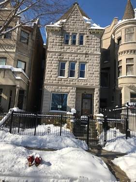 4730 S King, Chicago, IL 60615
