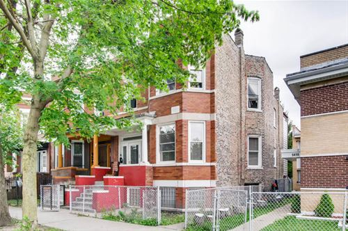 5412 S Wood, Chicago, IL 60609