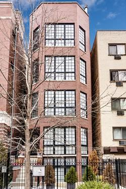 536 W Oakdale Unit 4, Chicago, IL 60657 Lakeview