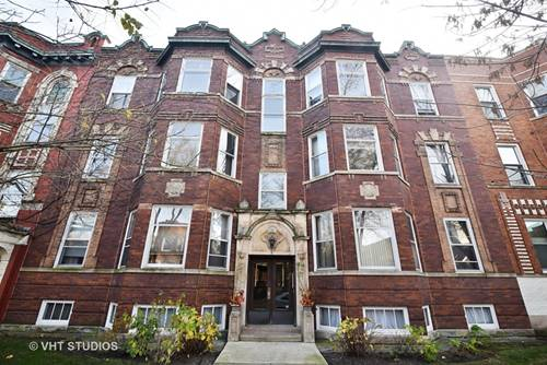 2131 W Cortez Unit 3, Chicago, IL 60622 Ukranian Village