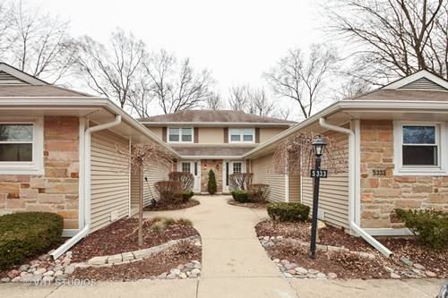 5333 Creekside Unit D, Oak Forest, IL 60452