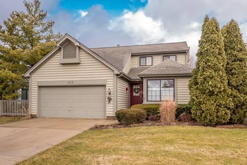 103 Seneca, Bloomingdale, IL 60108