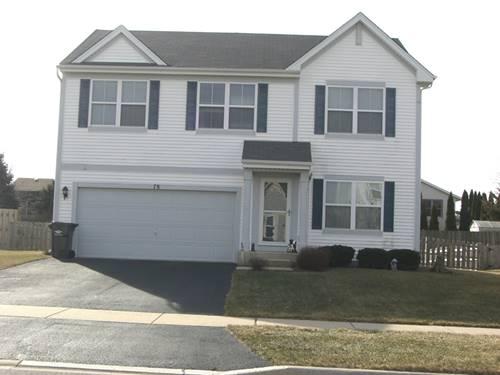 78 W Meadow, Cortland, IL 60112