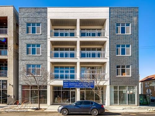 1601 W Pearson Unit 3S, Chicago, IL 60622 Noble Square